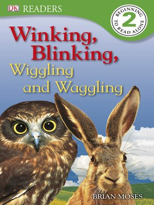 cover image of Winking, Blinking, Wiggling and Waggling